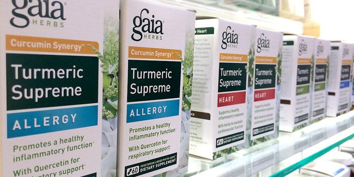 Gaia Herbs Case Study | Rebrand of dietary and herbal